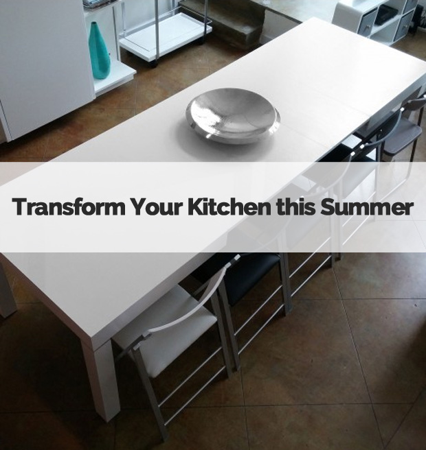 Transform Your Kitchen this Summer with These Top Space-Saving Items