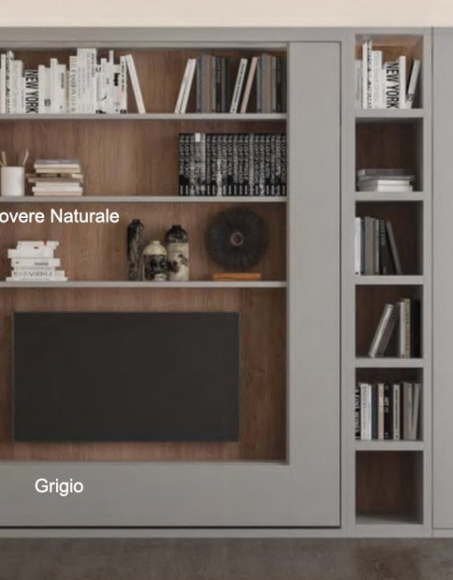 Amore-options-Rovere-Naturale---Grigio