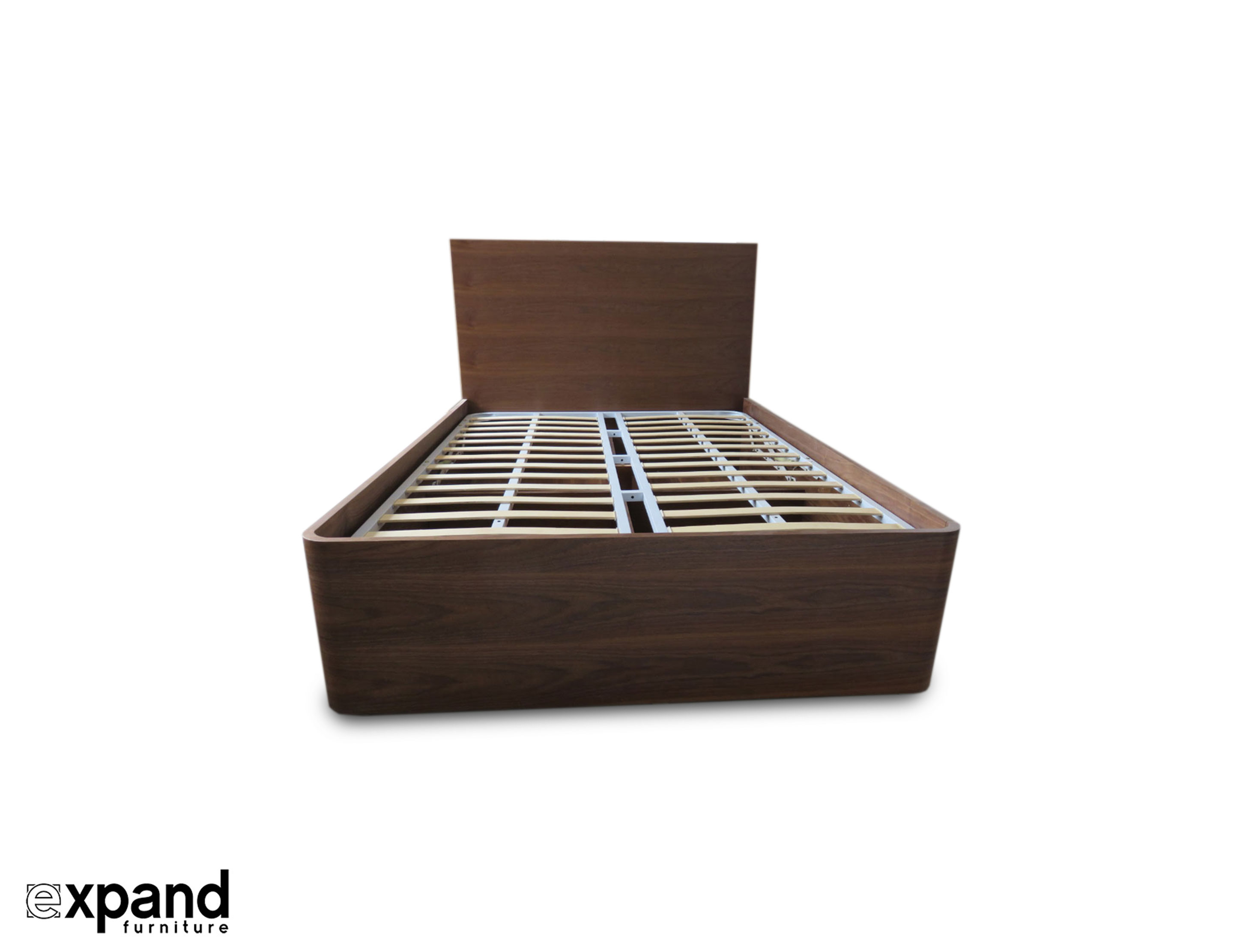 Gas Lift Storage Bed : Pratico queen storage bed with gas lift expand furniture