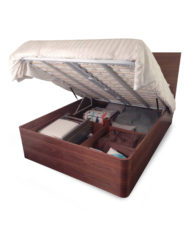 pratico-lift-bed-in-walnut-opened
