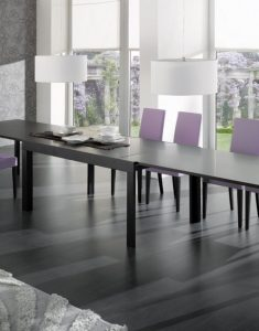 Huge Juggernaut Extendable Dining Room Table
