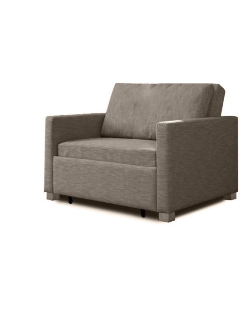 Harmony Single Sofa Bed with Memory Foam Expand Furniture