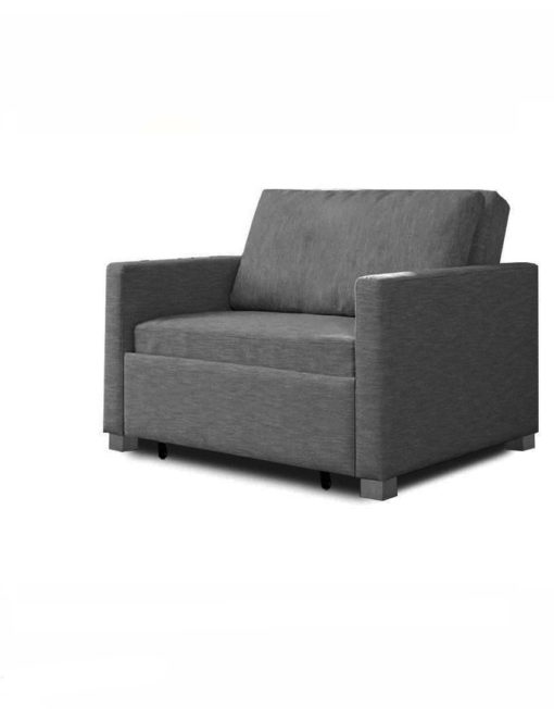 Harmony Single Sofa Bed With Memory Foam Expand