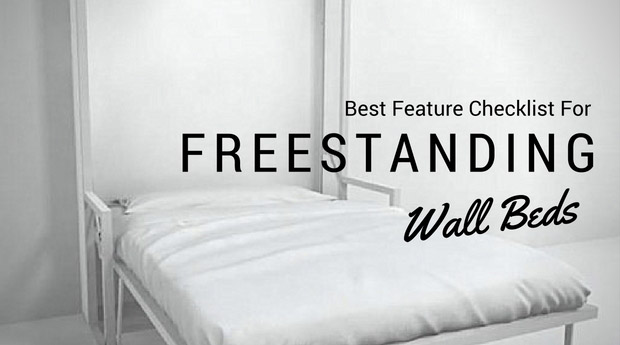 best feature checklist for freestanding wall beds
