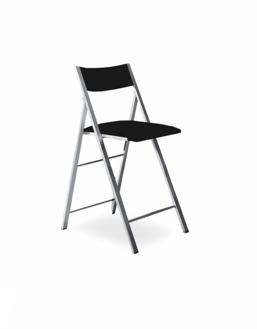 Nano-Counter-height-folding-chair-in-black-wood