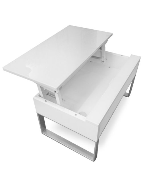 Boost-MINI-lifting-coffee-table-open-in-glossy-white