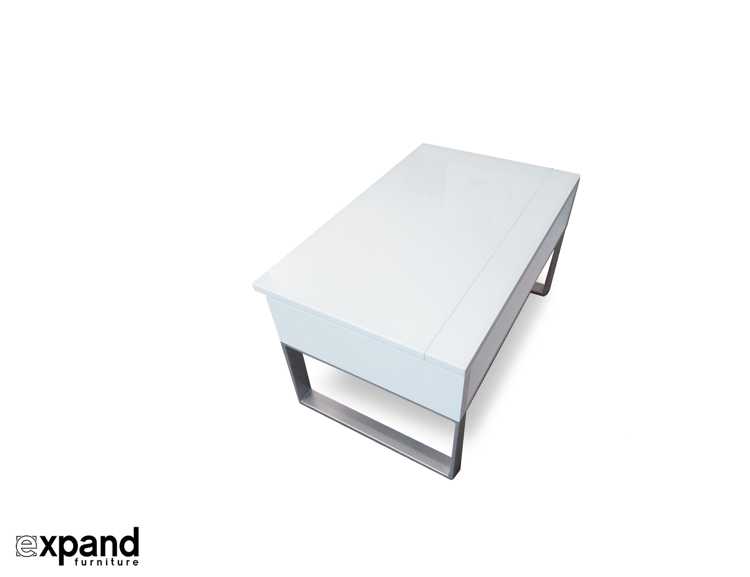 The Mini Boost Small Lifting Coffee Table Expand Furniture Folding Tables Smarter Wall