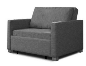 single size sofa bed fabric and design