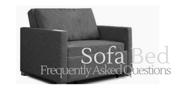 sofa bed frequently asked questions