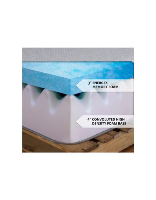 Expand-Gel-infused-memory-foam-mattress-build