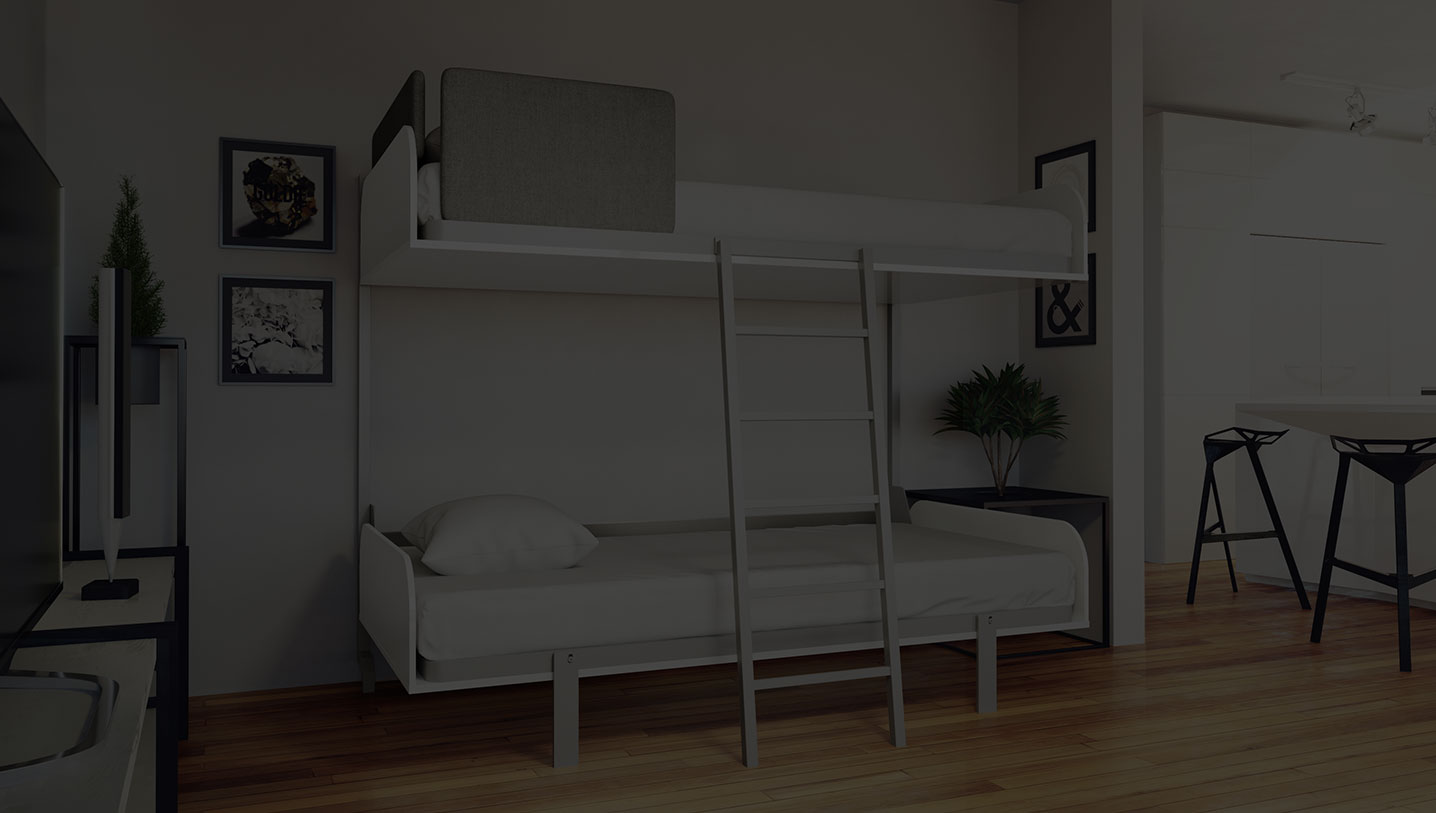 Shop Vertical Or Horizontal Bunk Beds As Well As Hidden Sofa Bunk Beds That  Will Increase Your Daytime Living Area For Your Flex Room Or Childu0027s Room.
