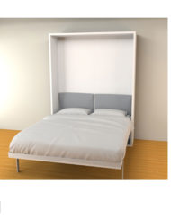 Hover-Double-Modern-wall-bed-open