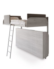 Hover-compact-folding-bunk-beds-in-cascina-pine-grey