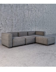 Soft-Cube-Modern-sectional-gray-4-piece-modular-system