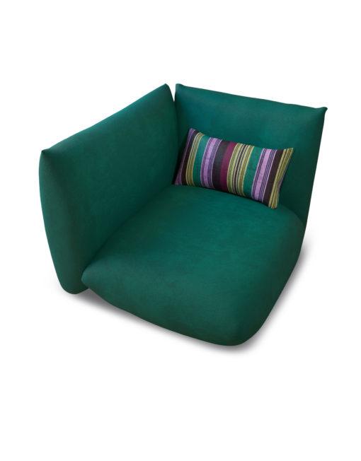 Basso-corner-modular-green-sofa-piece