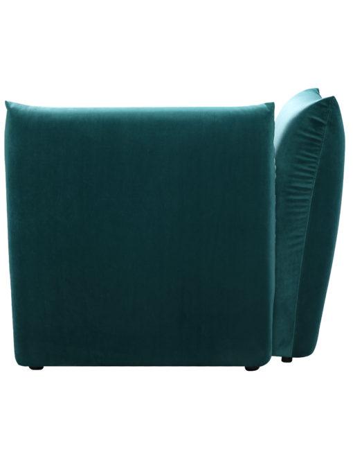 Basso-dark-green-corner-module