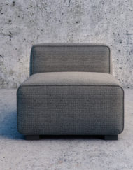 Soft-Cube-Sofa---Single-Seat-Module