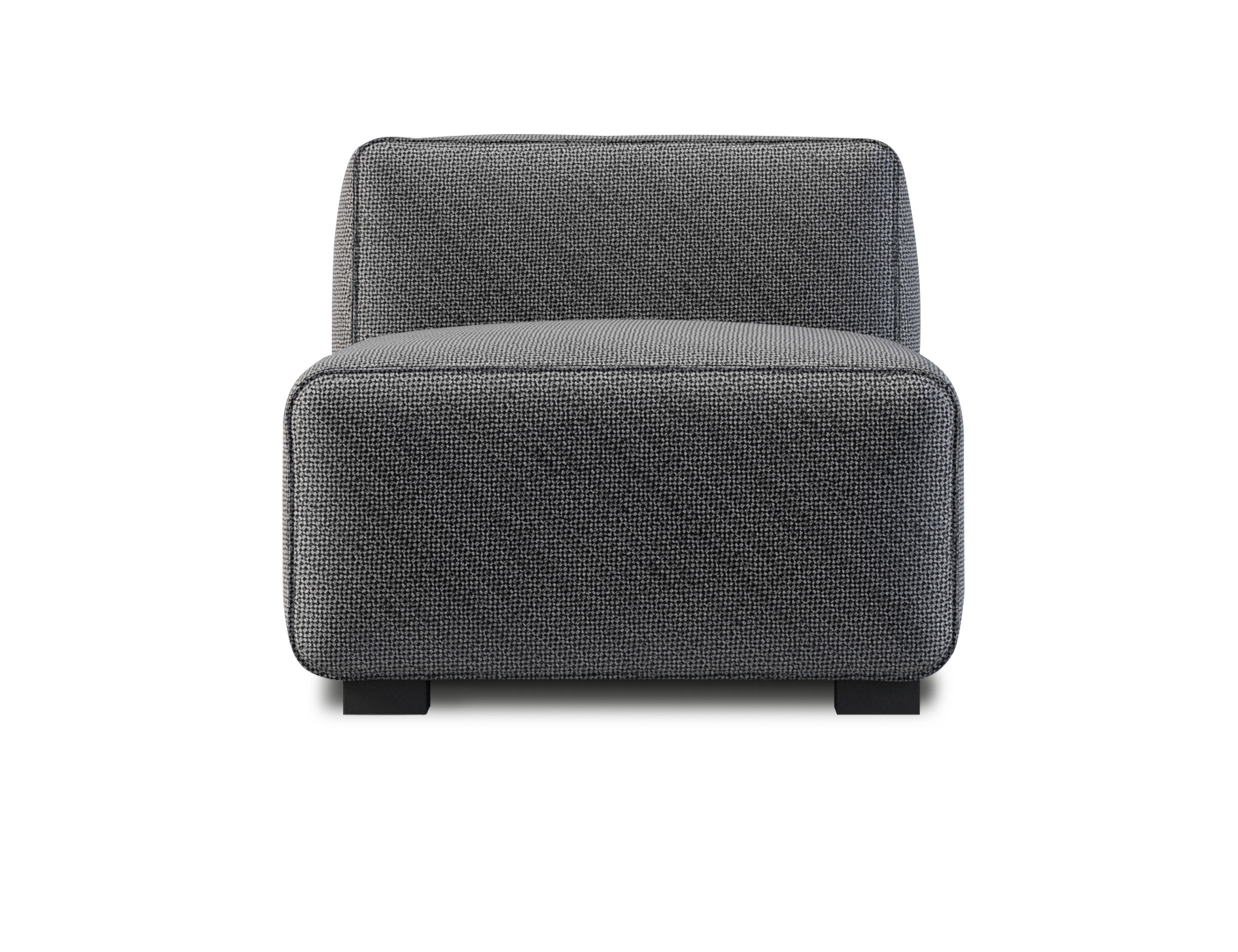 Soft Cube Sofa Single Seat Module