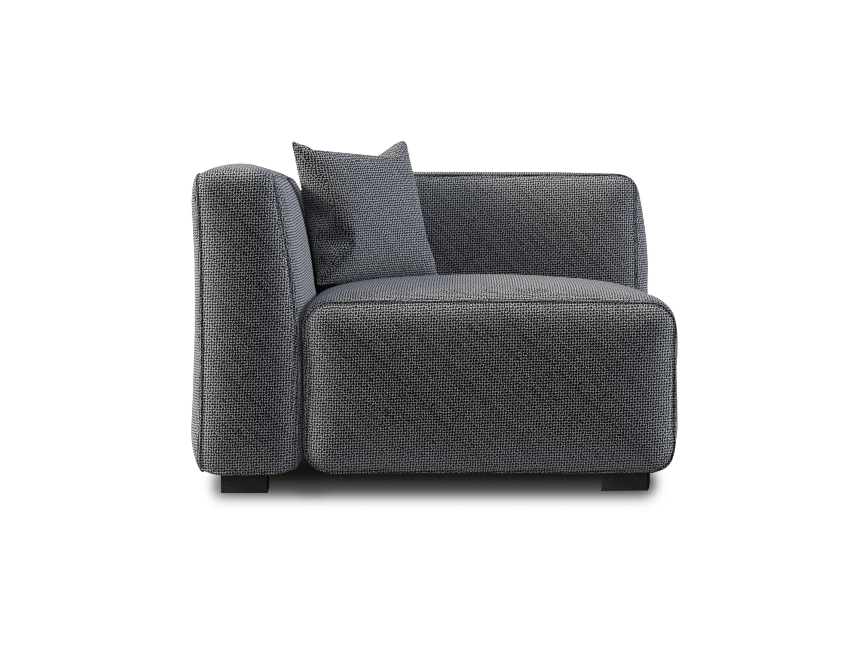 Soft Cube Modern Modular Corner Seat