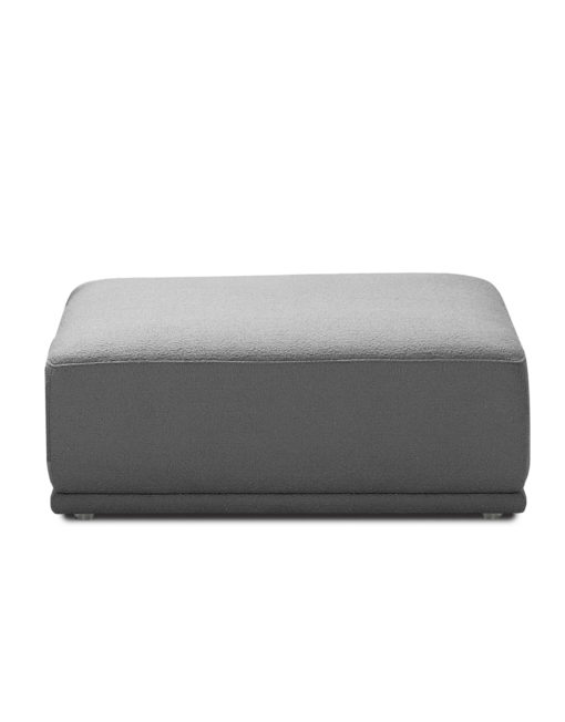 Stratus Ottoman Piece For Modular Sofa Set