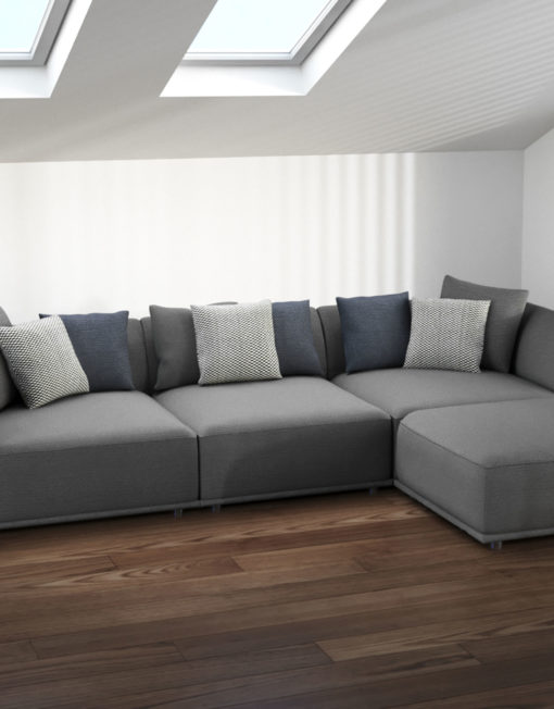 Stratus-modular-couch--set-in-grey