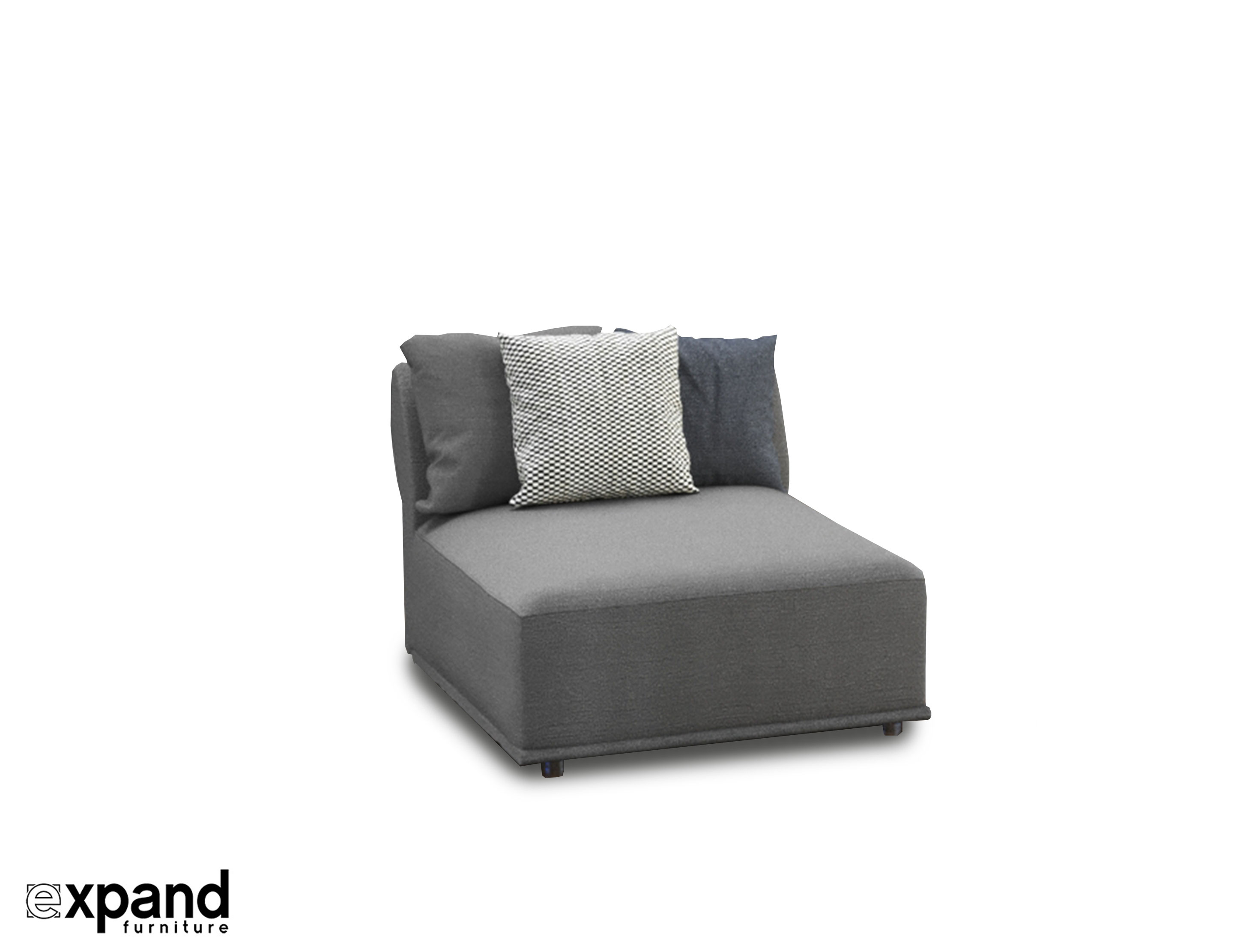 Stratus Sofa Single Modular Seat Expand Furniture