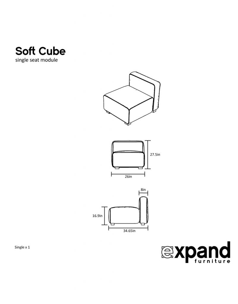 dimensions-soft-cube-single