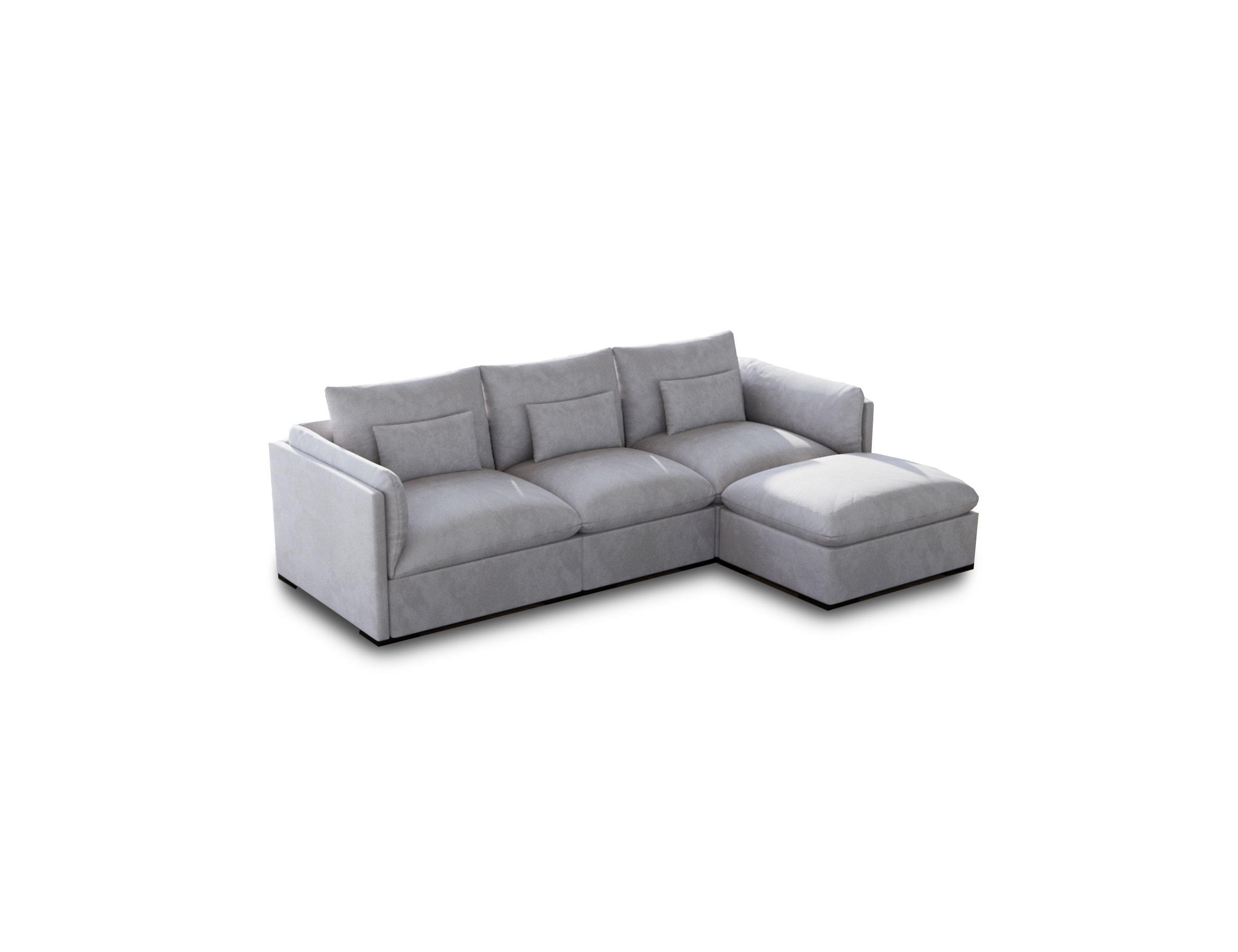 Adagio Luxury Sectional Modular Sofa