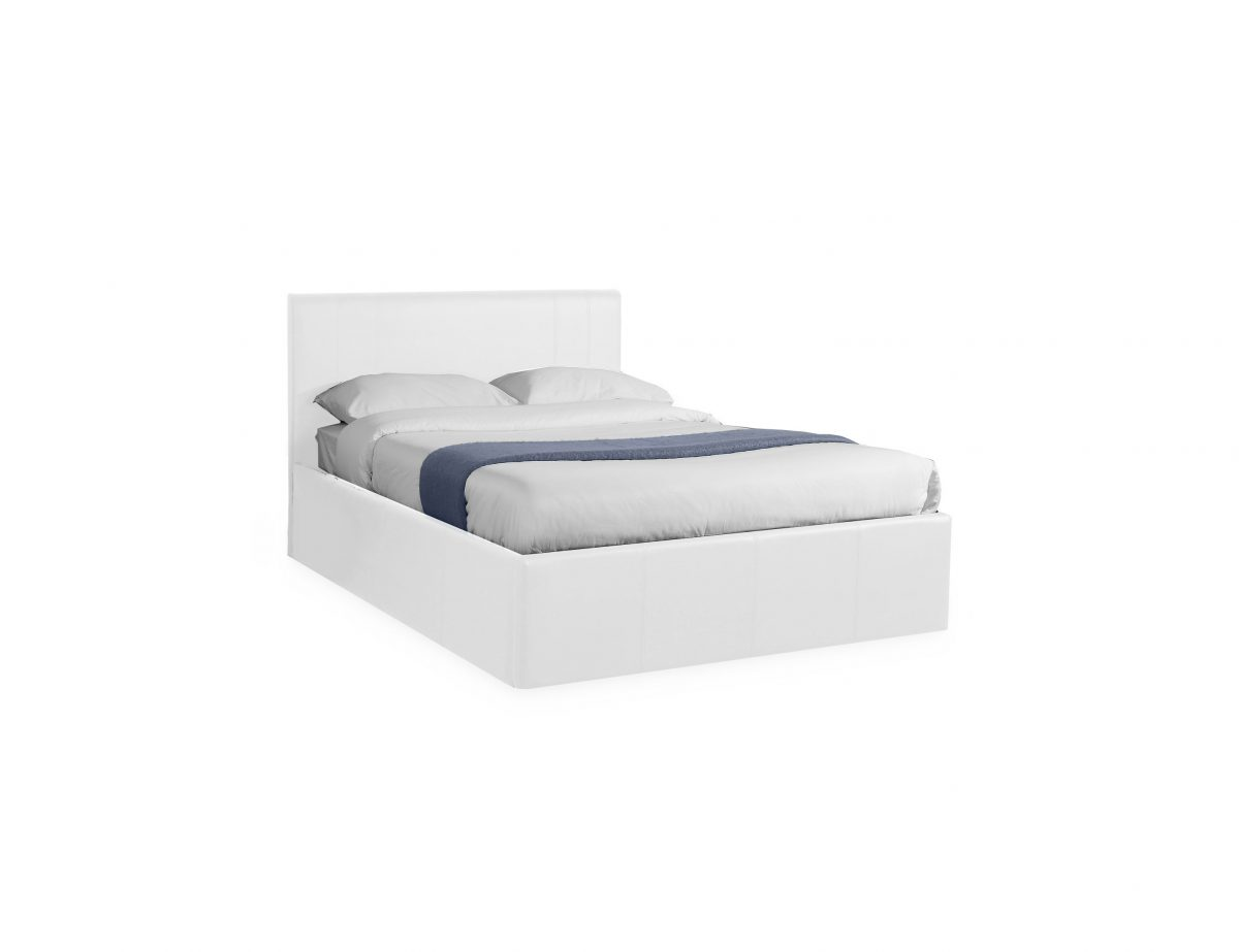 Reveal Queen Side Lifting Storage Bed