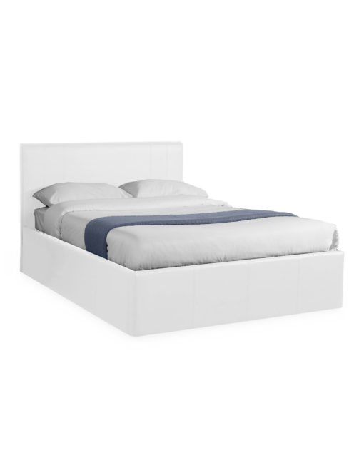 Reveal-Lift-Storage-bed-in-white-queen-size