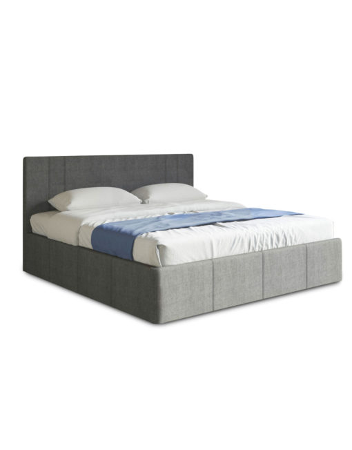 Reveal-Queen-sized-storage-bed-in-grey