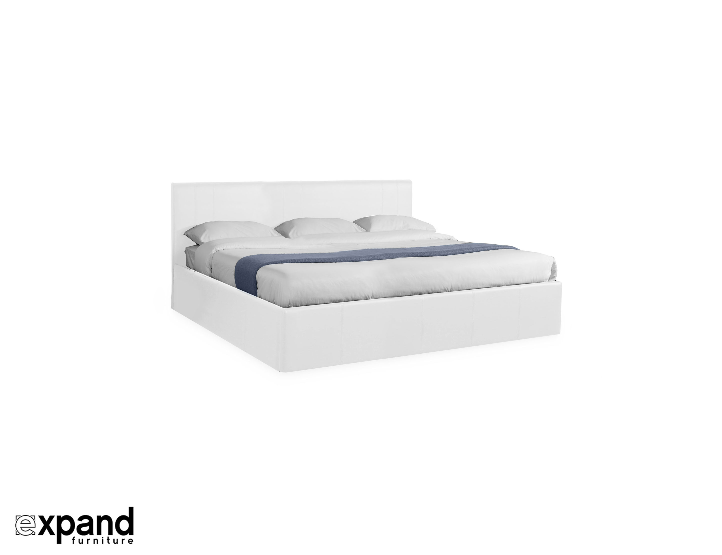 Reveal: King - side lifting storage bed | Expand Furniture - Folding ...