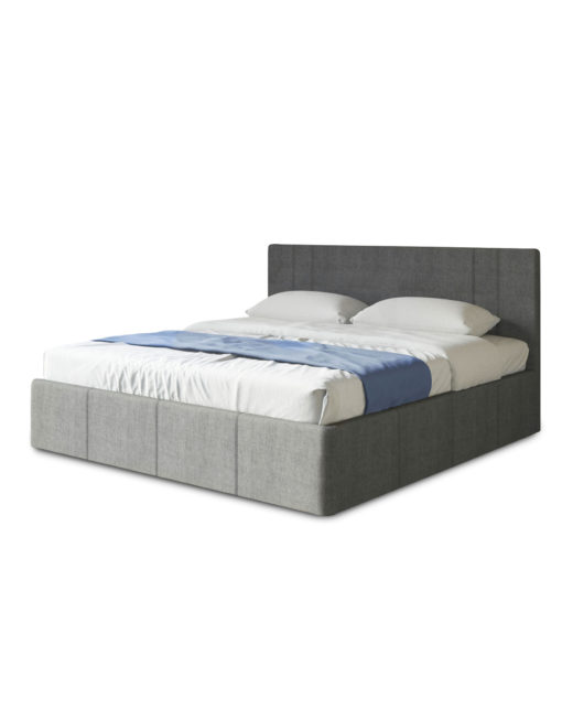 Reveal-double-full-storage-lift-bed-in-grey