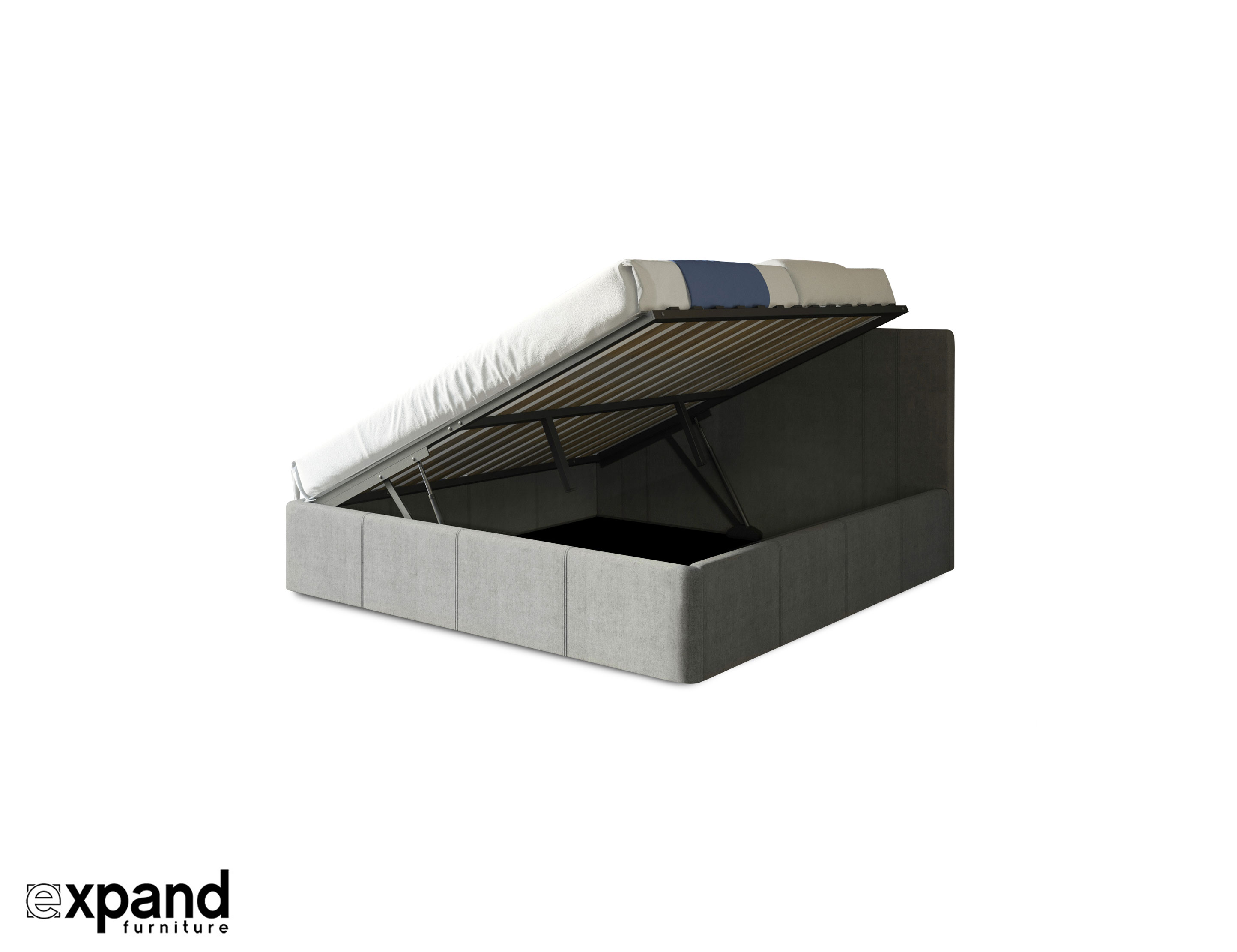 beds drawe modern bed platform size black full in storage with htm p drawers