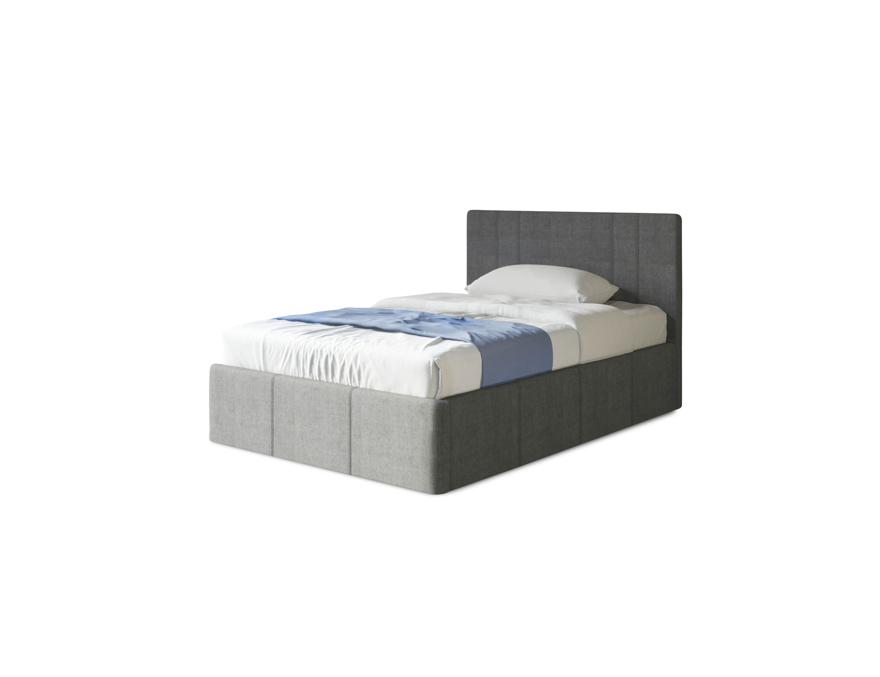 Reveal Twin Side Lifting Storage Bed