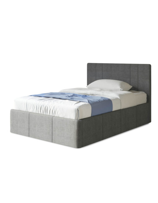 Reveal-single-twin-lift-storage-bed-in-grey-with-headboard