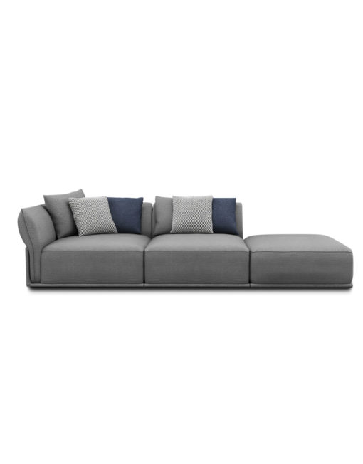 Stratus: Contemporary Sofa 3 seat | Expand Furniture - Folding ...