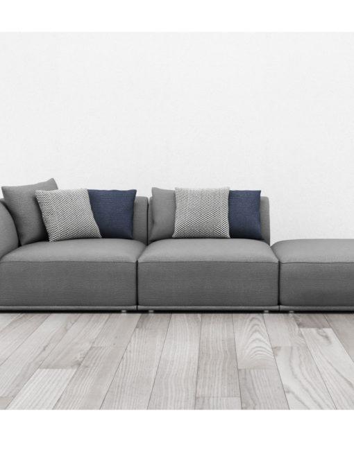 Stratus: Contemporary Sofa 3 seat
