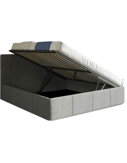 The-Grey-Reveal-queen-lift-storage-bed-opened-13-inch-super-deep-storage-and-side-lift-mechanics