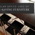 5 Popular office uses of space-saving furniture