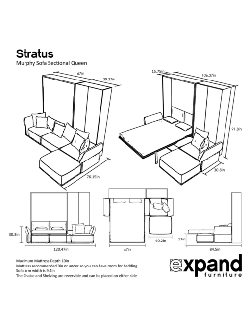 2019a-outline-wall-bed-stratus-sectional-queen