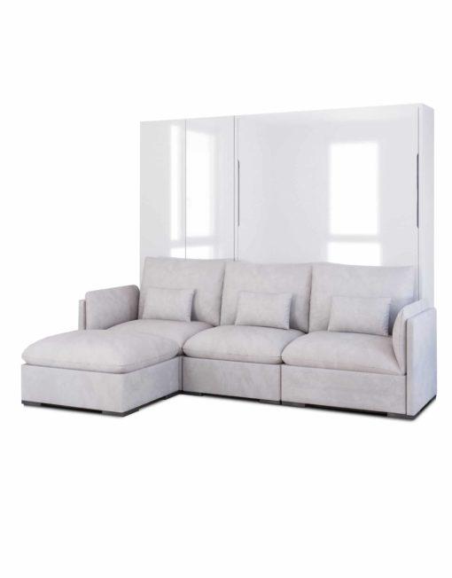 MurphySofa-Adagio-Sectional-Ultra-plush-sofa-wall-bed
