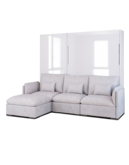 MurphySofa-Adagio-Sectional-Ultra-plush-sofa-wall-bed