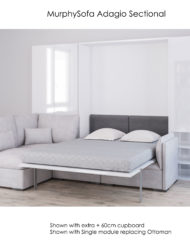 MurphySofa-Adagio-Sectional-Ultra-plush-sofa-wall-bed-opened