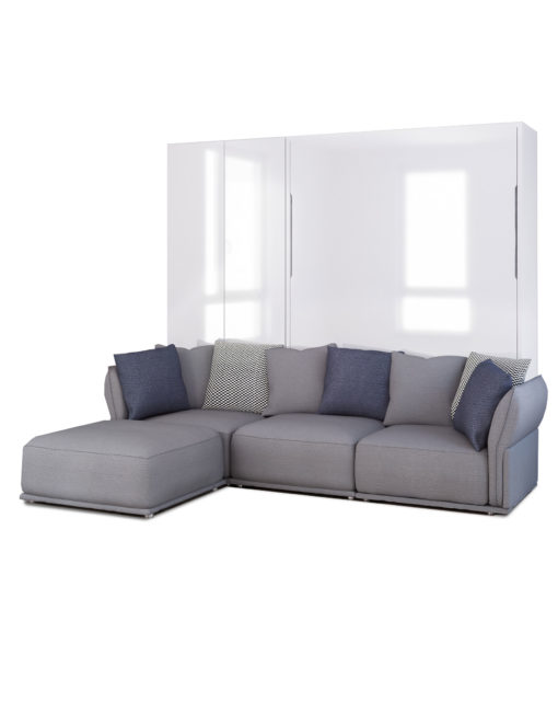 MurphySofa Stratus: Queen Sectional Sofa Set