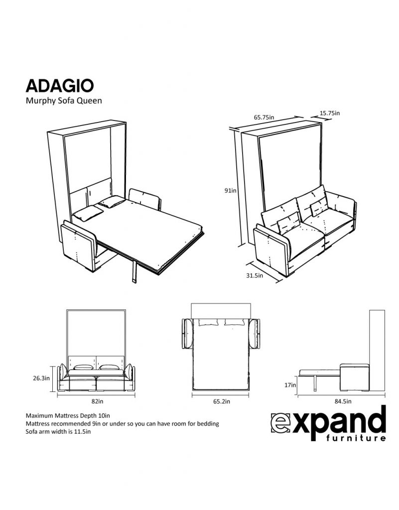 outline-wall-bed-adagio-queen