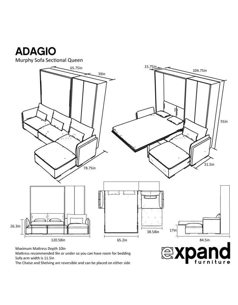 outline-wall-bed-adagio-sectional-queen