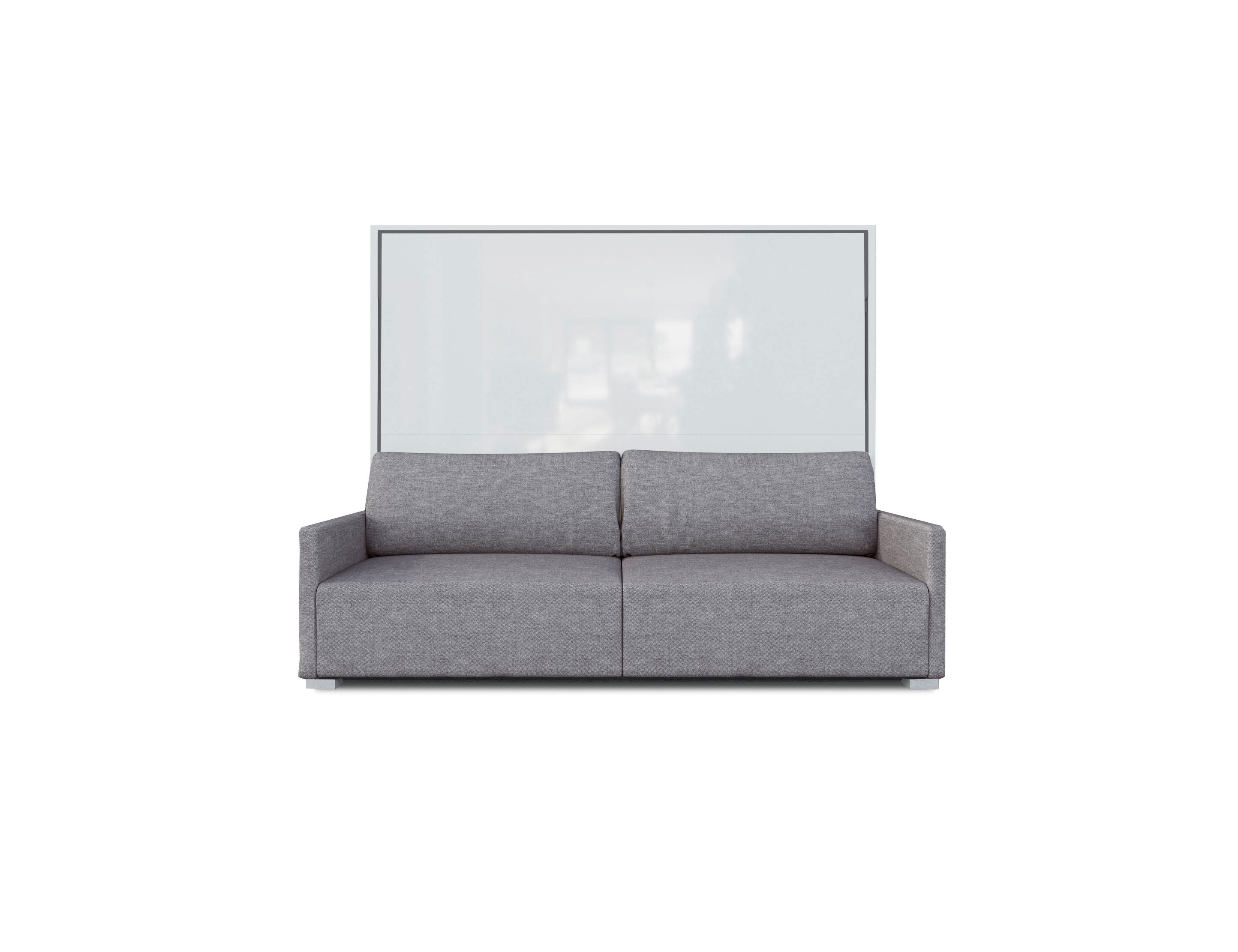 Picture of: Murphysofa Clean Horizontal Queen Expand Furniture Folding Tables Smarter Wall Beds Space Savers