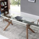 The Bridge is a space-saving dining table