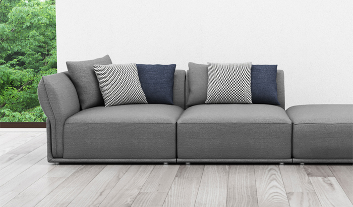 Houston modular sofas and modular sectional couches
